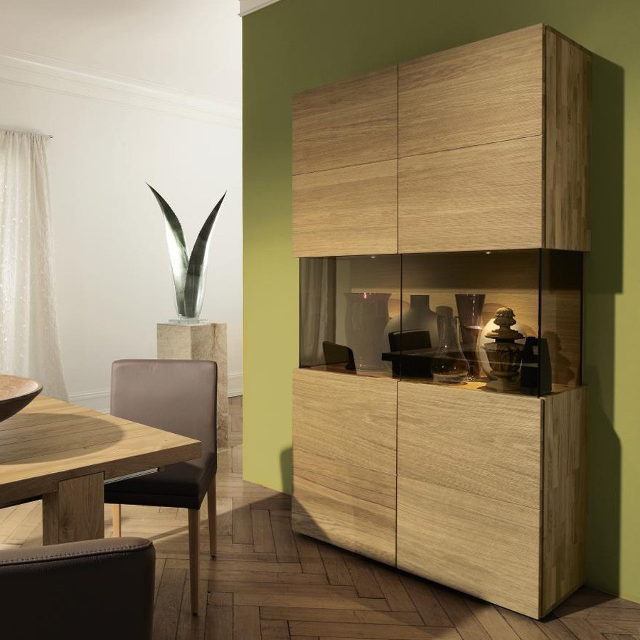 elea display cabinet hulsta hulsta furniture in london. Black Bedroom Furniture Sets. Home Design Ideas