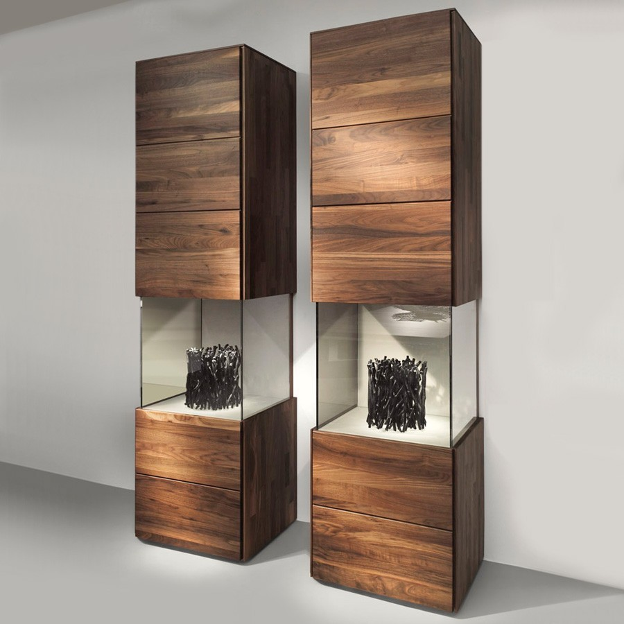 elea ii pp display cabinet hulsta hulsta furniture in. Black Bedroom Furniture Sets. Home Design Ideas