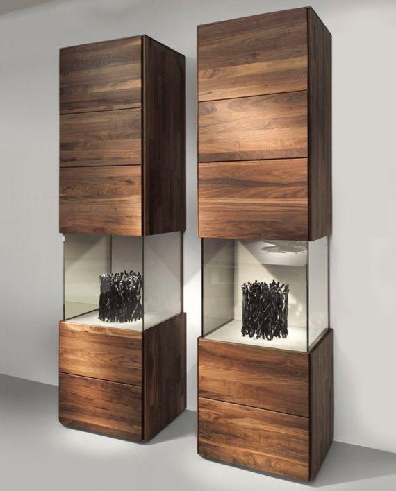 Elea II PP Display Cabinet – Hulsta 1