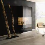 Lilac Display Cabinet – Hulsta 1
