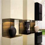 Lilac Display Cabinet – Hulsta 2