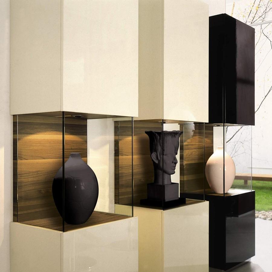 Lilac Display Cabinet Hulsta Hulsta Furniture In London