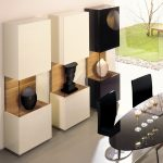 Lilac Display Cabinet – Hulsta 3