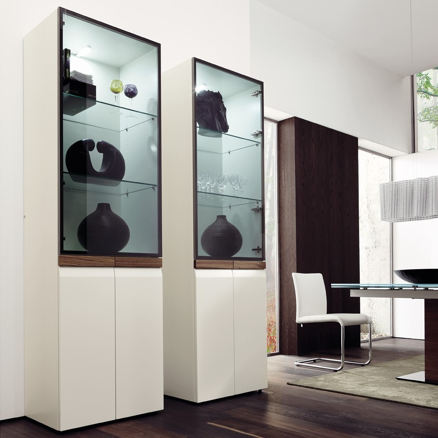 simia display cabinet hulsta hulsta furniture in london. Black Bedroom Furniture Sets. Home Design Ideas
