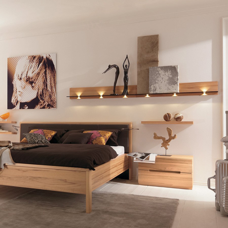 remarkable bedroom wall shelves ideas | Acrea Wall Mounted Shelf – Hulsta – Hulsta Furniture in London