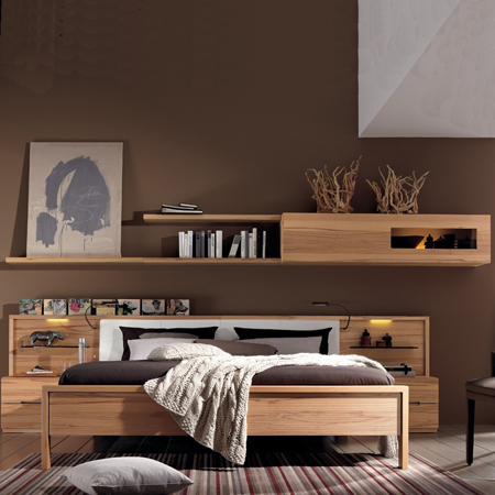 acrea wall mounted shelf hulsta hulsta furniture in london. Black Bedroom Furniture Sets. Home Design Ideas