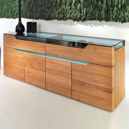 carva sideboard hulsta hulsta furniture in london. Black Bedroom Furniture Sets. Home Design Ideas