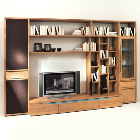 carva tv and wall unit hulsta hulsta furniture in london. Black Bedroom Furniture Sets. Home Design Ideas