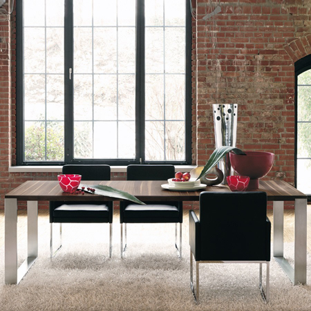 Et 1200 dining table hulsta hulsta furniture in london for Dining room tables london