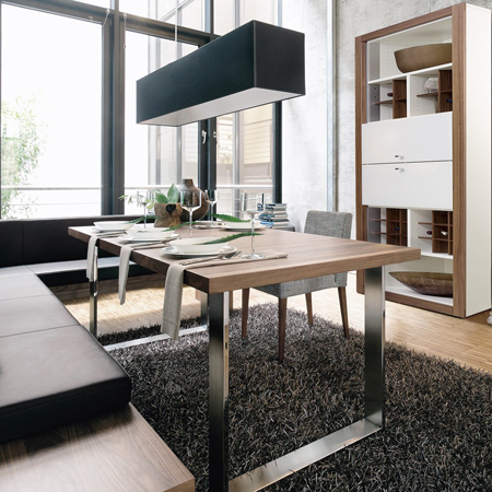 et 1200 dining table hulsta hulsta furniture in london. Black Bedroom Furniture Sets. Home Design Ideas