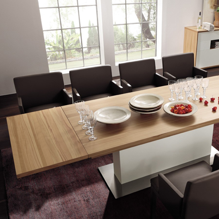 et 1500 dining table hulsta hulsta furniture in london. Black Bedroom Furniture Sets. Home Design Ideas
