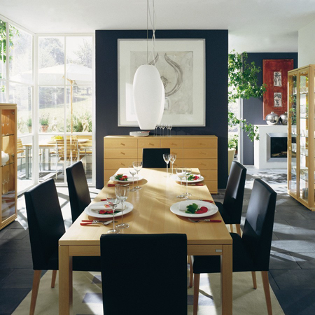 et 300 dining table hulsta hulsta furniture in london. Black Bedroom Furniture Sets. Home Design Ideas