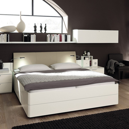 La vela ii bed hulsta hulsta furniture in london for Home furniture london