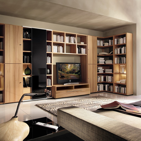 mega design tv wall unit hulsta hulsta furniture in london. Black Bedroom Furniture Sets. Home Design Ideas