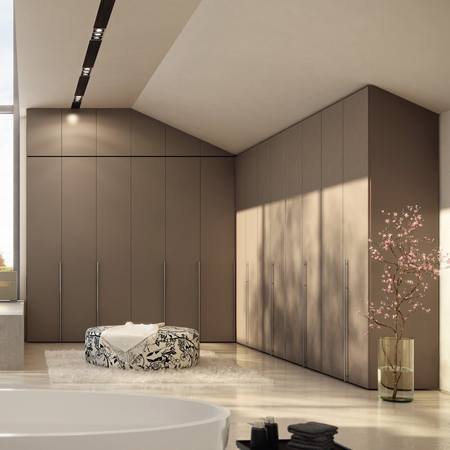 multi forma ii hanging wardrobe hulsta hulsta furniture in london. Black Bedroom Furniture Sets. Home Design Ideas