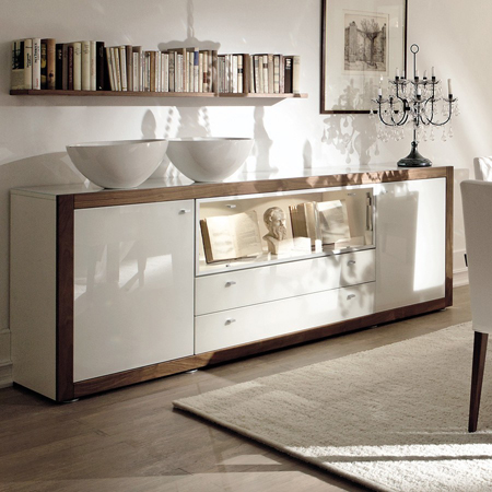 Xelo sideboard hulsta hulsta furniture in london for Home furniture london