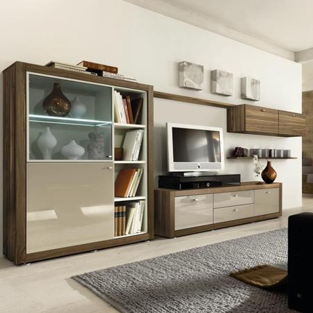 Xelo tv wall unit hulsta hulsta furniture in london - Hulsta xelo ...